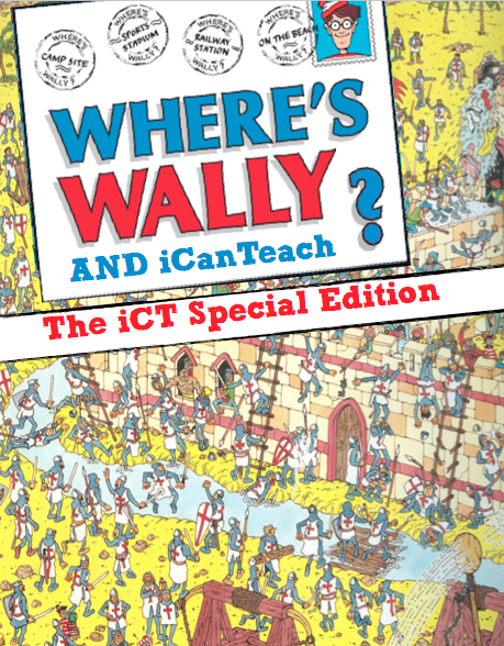 Where's Wally? The iCT Edition