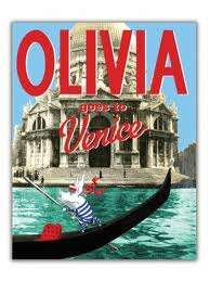 Olivia Front Cover