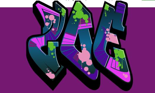 Graffiti Zoe
