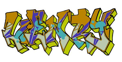 Graffiti Henry
