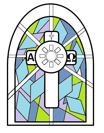 Stained Glass child