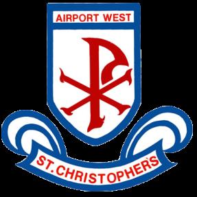 St Christopher's logo