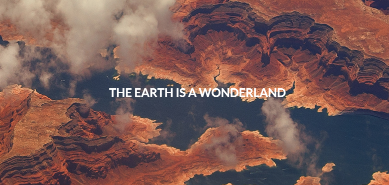 The Earth is a Wonderland - TSERLIN.COM