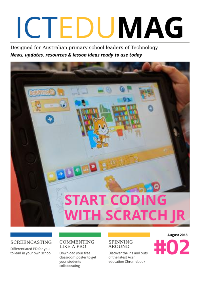 ICT Edu Mag Issue #2 - TSERLINCOM